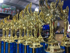 Trophies and Awards at Miras